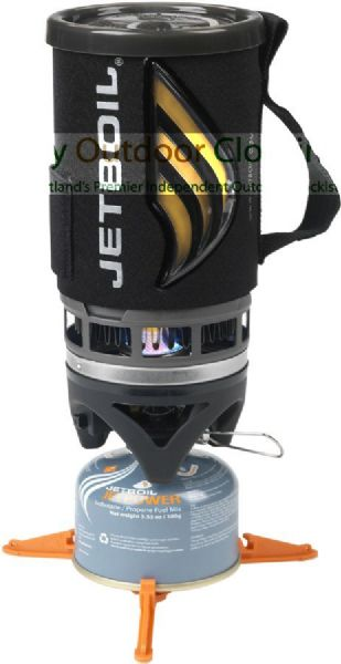 Jetboil Flash Personal Cooking System Quick Boil Camp Stove 1L - NO GAS